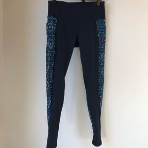 Zobha Athletic Pants with Side Pockets